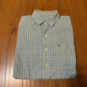 Izod non-iron stretch dress shirt